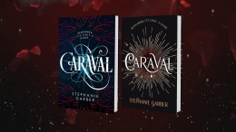 Caraval by Stephanie Garber: Book Trailer (Fanmade)